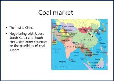 Coal Market